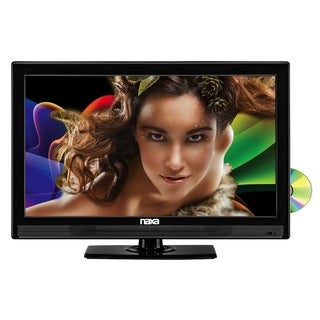 Naxa NTD-1553 15.6-inch 720p 12V LED HDTV with Built-in DVD Player and Tuner
