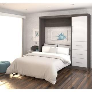 Bestar Nebula 84-inch Full-sized Wall Bed Kit|https://ak1.ostkcdn.com/images/products/9908687/P17067059.jpg?impolicy=medium