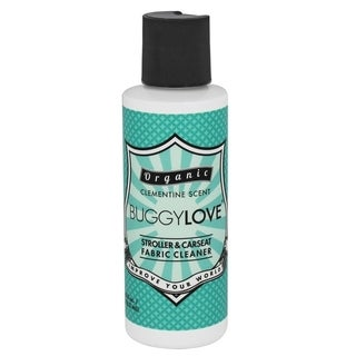 BuggyLove Organic Stroller and Car Seat 4-ounce Fabric Cleaner