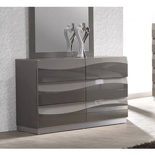 Christopher Knight Home Delvin Gloss Grey 6-drawer Dresser|https://ak1.ostkcdn.com/images/products/9908716/P17067039.jpg?impolicy=medium
