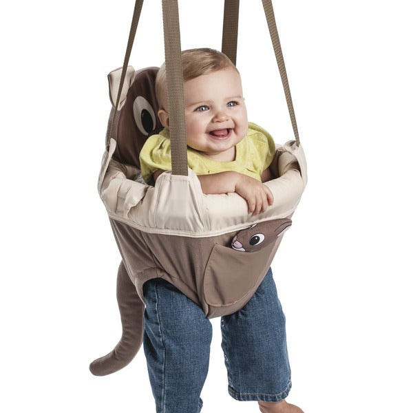 6940faa7d9f0 Shop Evenflo ExerSaucer Roo Door Jumper - Free Shipping On Orders ...