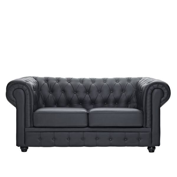 Ideas About Love Seats That Compliment Dark Leather Sofa