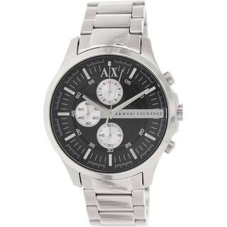 Armani Exchange Men's AX2152 Stainless Steel Quartz Watch|https://ak1.ostkcdn.com/images/products/9908879/P17067726.jpg?impolicy=medium