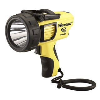 Streamlight Waypoint Yellow 120V AC Flashlight