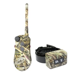 D.T. SYSTEMS H2O1820 Plus CoverUp Camo Collar and Transmitter