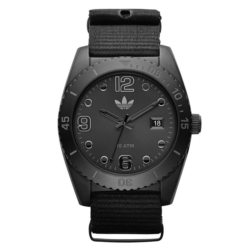 Adidas Men's Brisbane Watch ADH2864, Black, Size One Size...