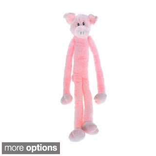 Multipet Swingin' Slevins Plush Dog Toy
