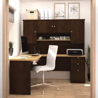 Bestar Manhattan L-shaped Workstation Desk|https://ak1.ostkcdn.com/images/products/9909040/P17067063.jpg?impolicy=medium