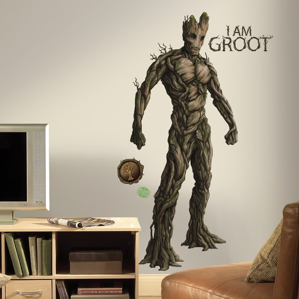 Shop Roommates Guardians Of The Galaxy Groot Peel And