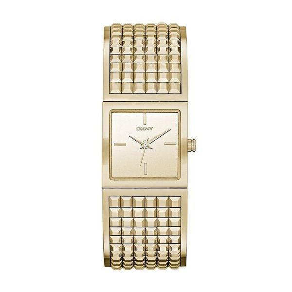 Dkny Women's Bryant Goldtone Stainless Steel Quartz Watch
