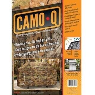 Mr. Bar.B.Q Camo-Q Grill Cover