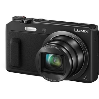 Panasonic Lumix DMC-ZS45 16 Megapixel Compact Camera - Black