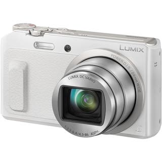 Panasonic Lumix DMC-ZS45 16 Megapixel Compact Camera - White|https://ak1.ostkcdn.com/images/products/9909332/P17067853.jpg?impolicy=medium