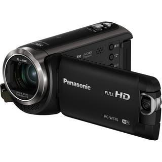 "Panasonic HC-W570 Digital Camcorder - 3"" LCD - MOS - Full HD - Black|https://ak1.ostkcdn.com/images/products/9909340/P17067860.jpg?impolicy=medium"