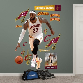 Fathead Lebron James - Forward Wall Decals