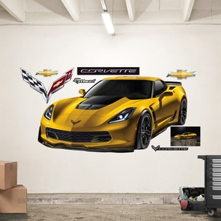 Fathead 2015 Corvette Z06 Wall Decals