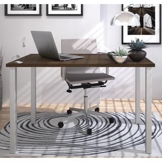 Bestar Square Metal Leg Work Table