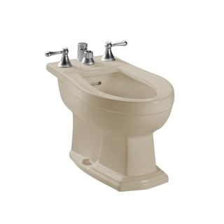 Toto Clayton Vertical Spray Bone Bidet