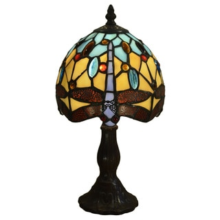 Link to Diara Tiffany-style Table Lamp Similar Items in Table Lamps