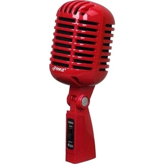 Pyle Classic PDMICR42R Microphone