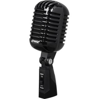 PylePro Classic PDMICR68BK Microphone