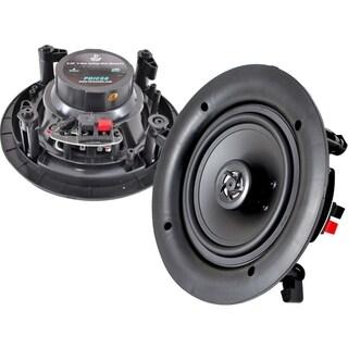 PyleHome PDIC56 Speaker - 150 W PMPO - 2-way - 2 Pack