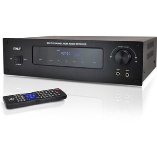 PyleHome PT592A 3D A/V Receiver - 300 W RMS - 5.1 Channel