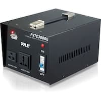 Pyle Step Up and Step Down 3000 Watt Voltage Converter Transformer -