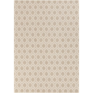 Meticulously Woven Emilio Contemporary Wool Rug (5' x 8')