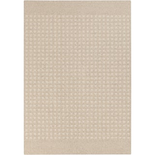 Meticulously Woven Emilie Contemporary Wool Rug (5' x 8')