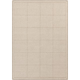 Meticulously Woven Edmund Contemporary Wool Rug (5' x 8')