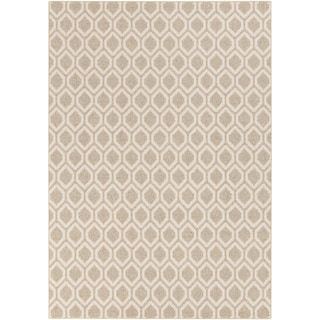 Meticulously Woven Emilio Contemporary Wool Rug (2' x 3')