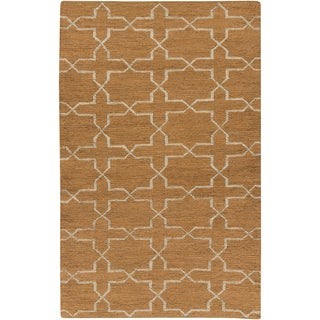 Hand-Knotted Juliana Country Jute Rug (2' x 3')