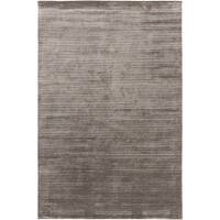 Hand-Knotted Zachary Solid New Zealand Wool Area Rug (8' x 11') - 8' x 11'