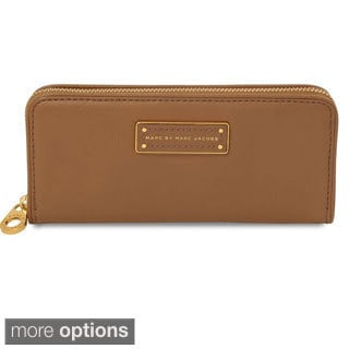 Marc By Marc Jacobs Too Hot To Handle Slim Zip Wallet