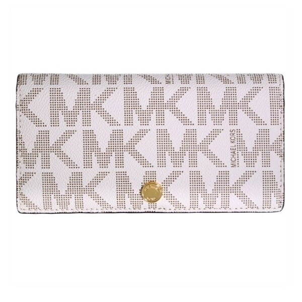 7a7817b704e7 Shop MICHAEL Michael Kors Signature Large Slim Saffiano Leather ...