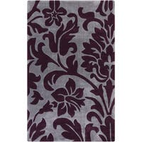 Hand-Tufted Effie Floral Area Rug