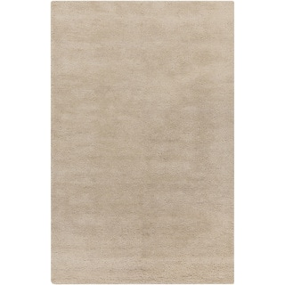 Hand-Woven Tanner Solid Pattern Cotton Rug (5' x 8')