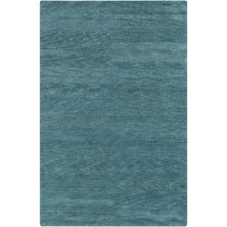 Hand-Woven Tanner Solid Pattern Cotton Rug (3'3 x 5'3)