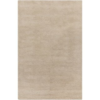 Hand-Woven Tanner Solid Pattern Cotton Area Rug (2' x 3')