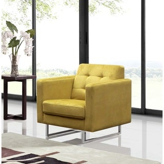 Claire Fabric Modern Chair