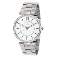Oniss Women's Stuppendo Collection Silvertone Watch