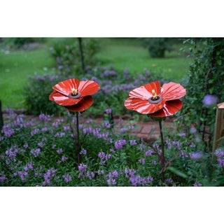 Link to Poppy Garden Torch Similar Items in Gardening