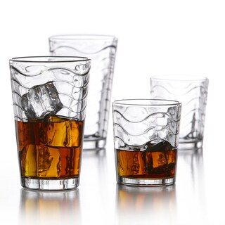 Style Setter Allure 12-piece Glassware Set