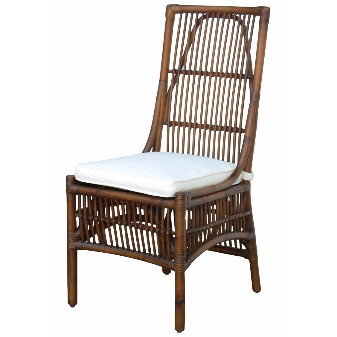 Panana Jack Bora Bora Side Chair with Cushion