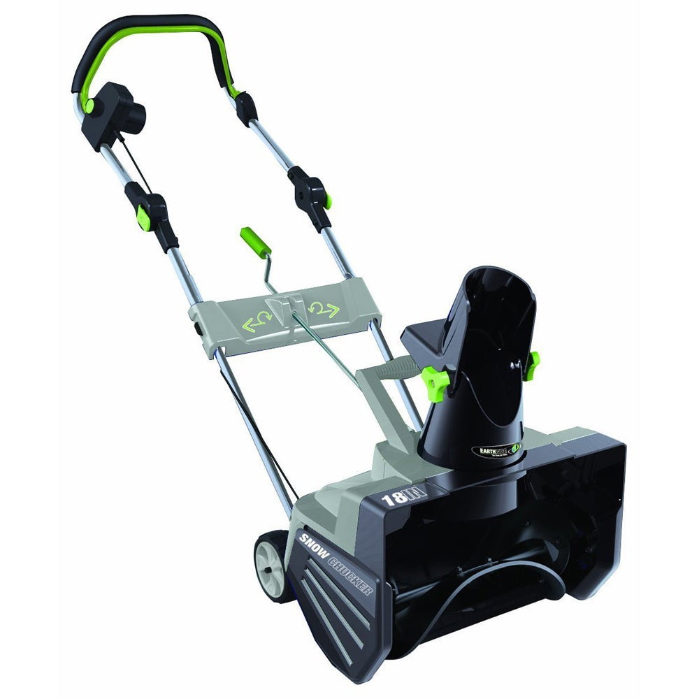Esselte 18in. Corded 13.5 Amp Snow Blower - Clears Foot-D...