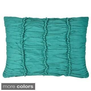 Vue Oblong Knot Fashion Throw Pillow