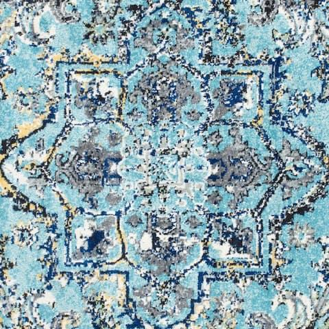 nuLOOM Modern Abstract Vintage Area Rug