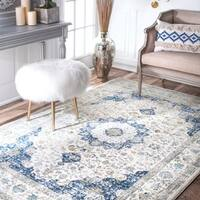 The Gray Barn Peaceful Acres Traditional Persian Vintage Fancy Rug