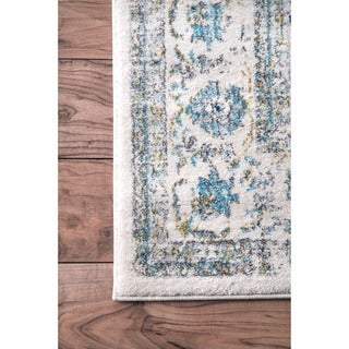 nuLOOM Traditional Persian Vintage Fancy Area Rug (8' x 10')